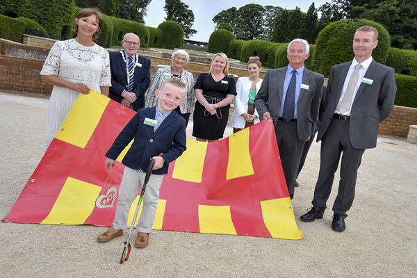 Image demonstrating  Award winners have shown their LOVE for Northumberland