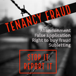 Image demonstrating Council cracks down on tenancy fraud