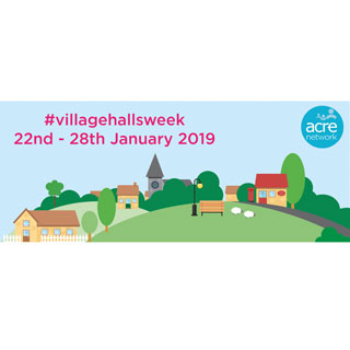 Image demonstrating Events planned across county for #VillageHallsWeek