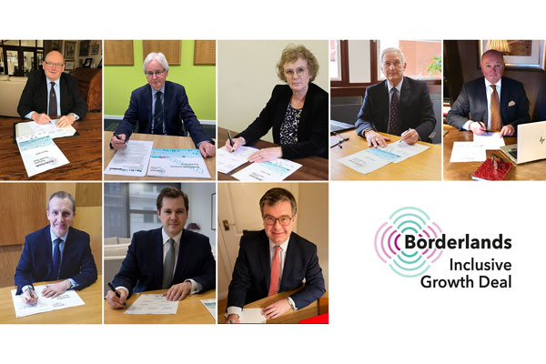 Image demonstrating Ground-breaking Borderlands Inclusive Growth Deal signed