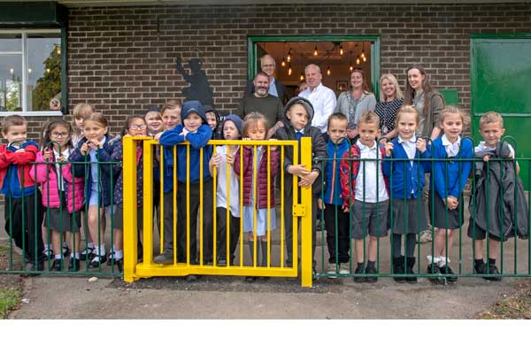 Northumberland County Council - Park pavilion gets a new lease of life