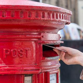 A postbox