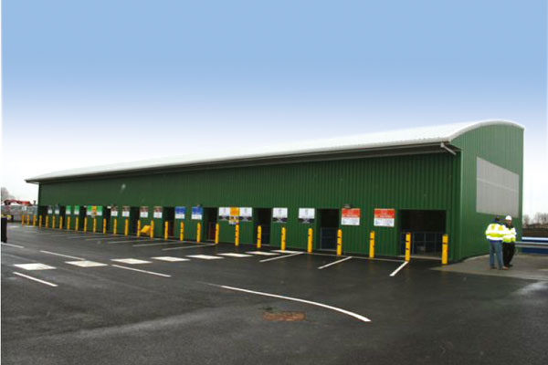 Household Waste Recycling Centre