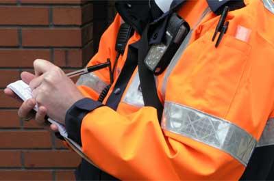 Image showing Civil parking enforcement