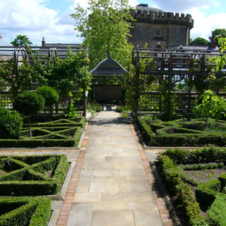 Image showing William Turner Garden