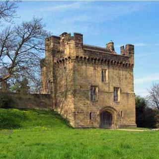 Image showing Morpeth Castle