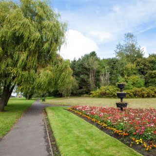 Image showing Alexandra Park Cramlington