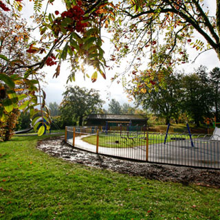 Image showing Eastwoods Park, Prudhoe