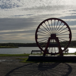 Image showing Queen Elizabeth II Country Park