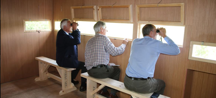 Image showing Bolam Bird Hide
