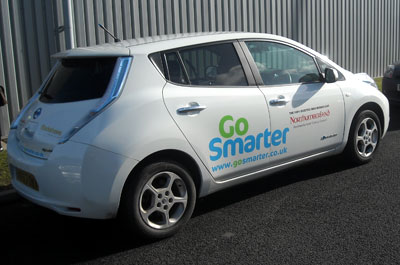 Image showing Sustainable transport
