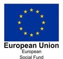 EU European Social Fund logo