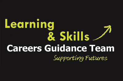 Image showing Careers guidance team