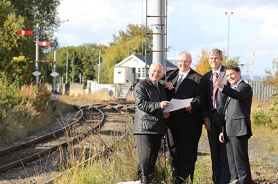 Rail line proposals reach new milestone